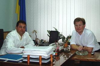 Беседа с директором Института неотложной и восстановительной хирургии им.В.К.Гусака,